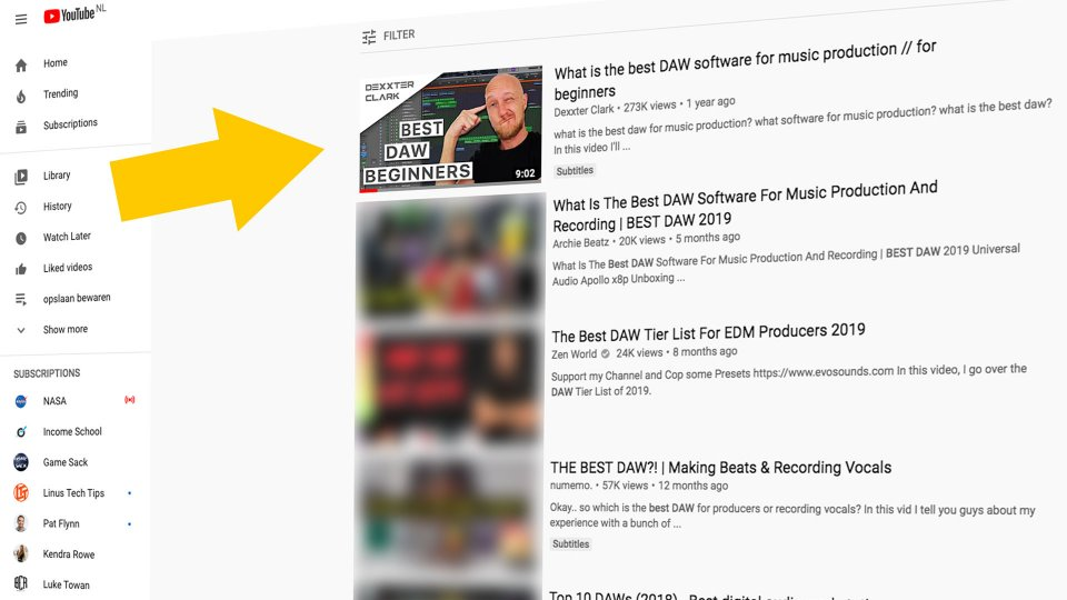 How to rank #1 in YouTube search results in 2021 (SEO tips)