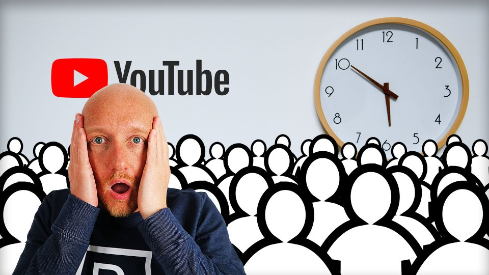 How long does it take for a youtube video to get views?