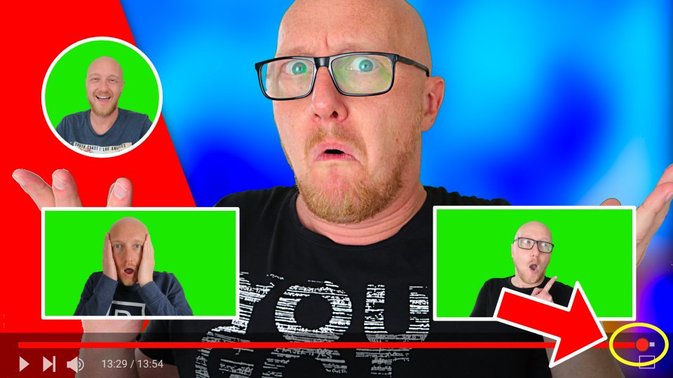 How long should YouTube outros be