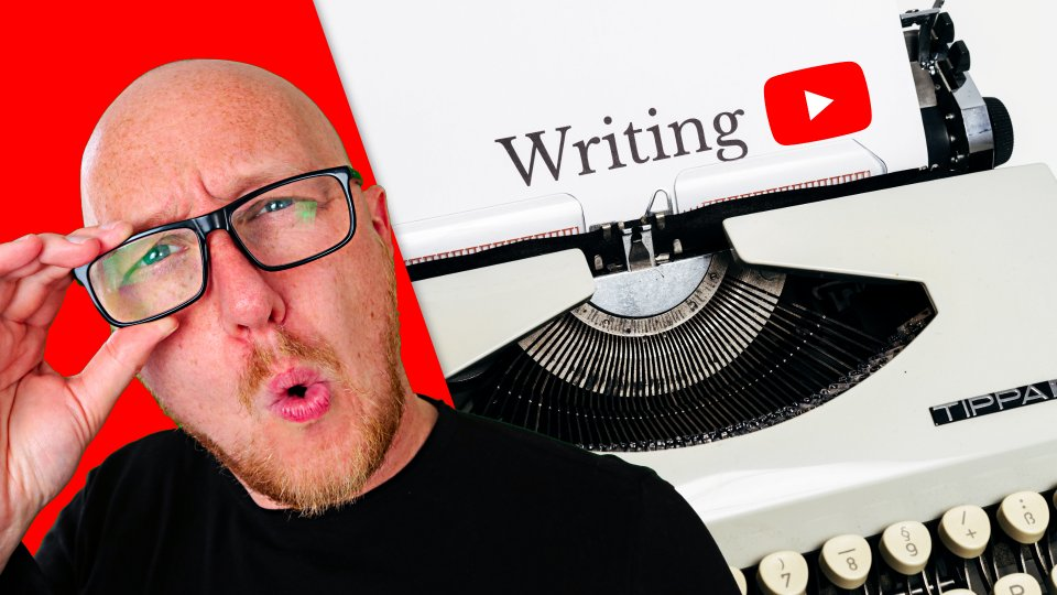 THIS is how you write a hit YouTube video script [+template]