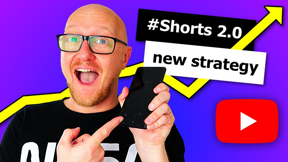 YouTube Shorts 2.0 is here - and requires THIS strategy
