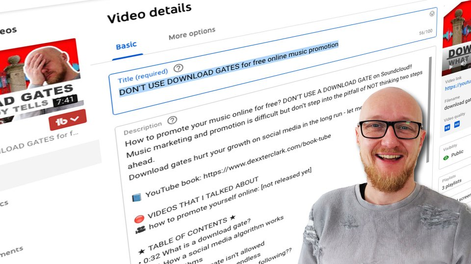PERFECT YouTube video titles – COMPLETE GUIDE
